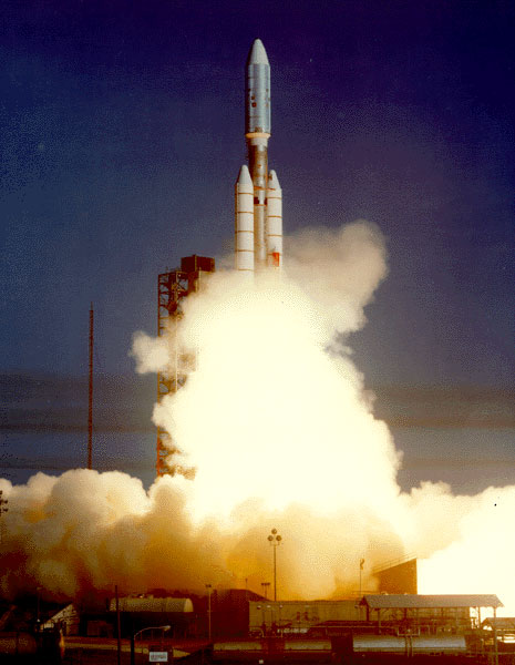 Resultado de imagem para The Voyager 1 spacecraft, which was launched in 1977