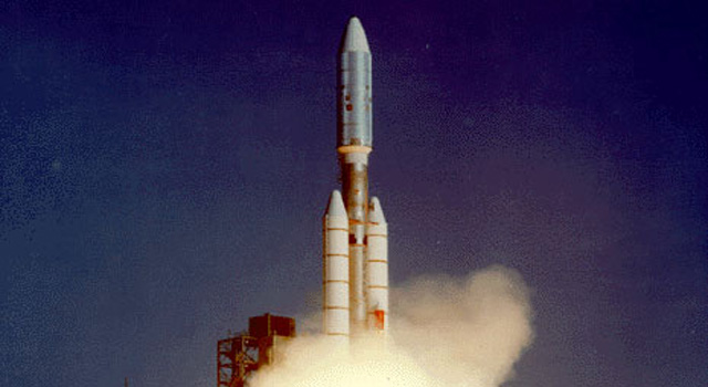 Voyager Rocket Launch