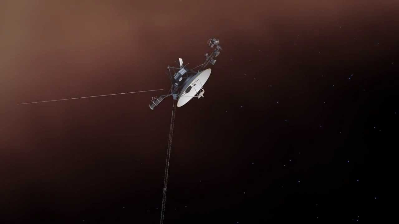 Voyager Reaches Interstellar Space