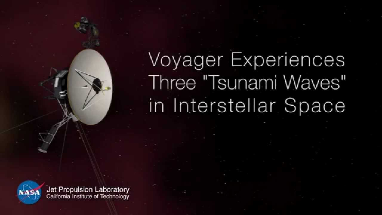 Voyager 1 Experiences Three