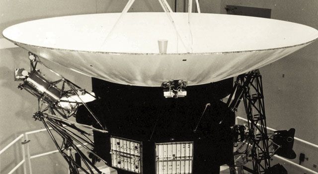 Voyager 1, Now Most Distant Human-made Object in Space