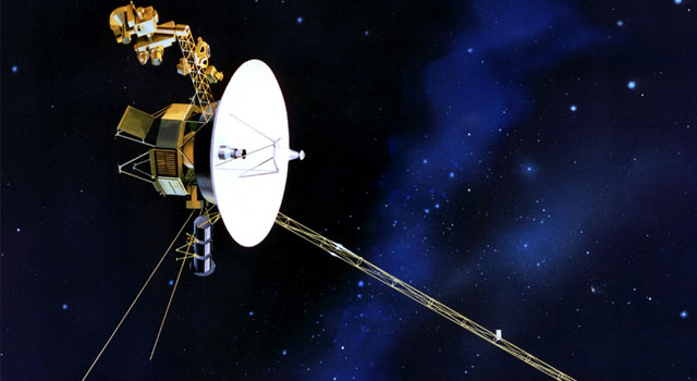 Voyager 1, Prepare for Action