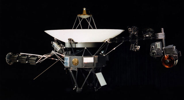 Voyager 2 Proves Solar System Is Squashed