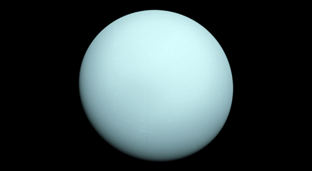 Voyager Celebrates 25 Years Since Uranus Visit