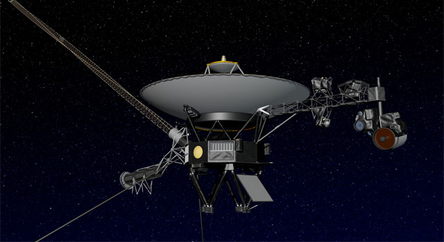 NASA Voyager Status Update on Voyager 1 Location