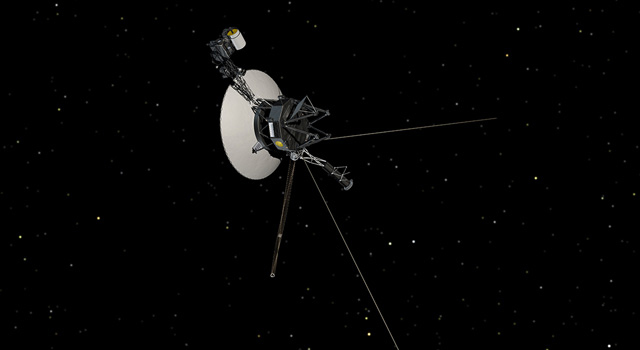 Voyager 1 Helps Solve Interstellar Medium Mystery