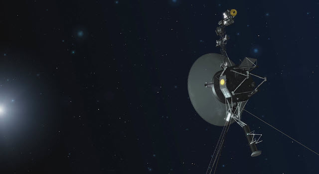 NASA's Voyager at 40: Still Reaching for the Stars