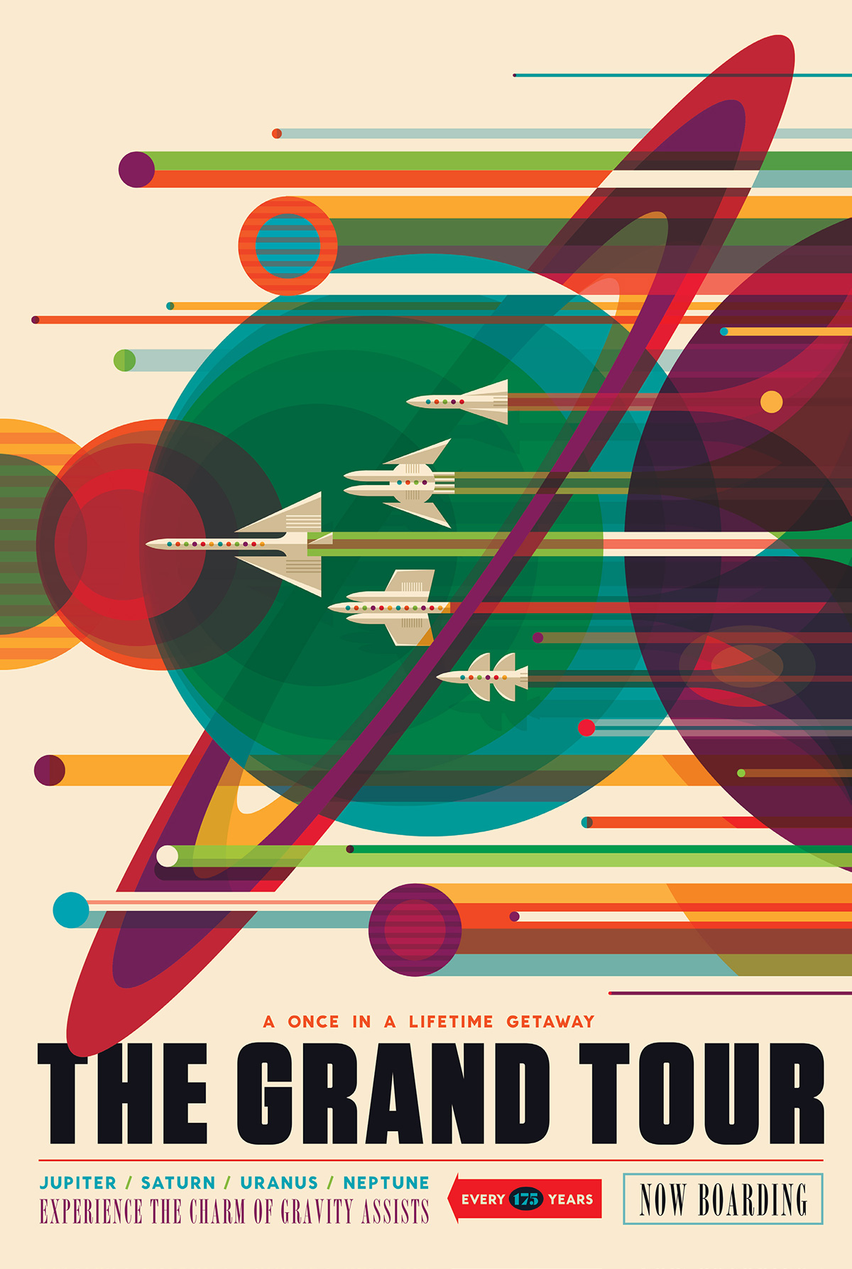 Poster design software for windows 8 1 - Fan Worknasa Has Released A Bunch Of Posters For The 40th Anniversary Of The Voyager Launch This One Is Feels Very Nms